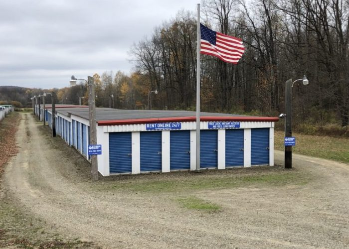 Corry PA Car Self Storage Units Warehouse
