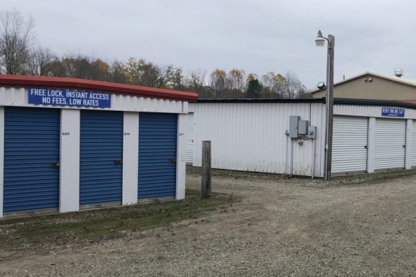 Erie PA Car Self Storage Units Warehouse