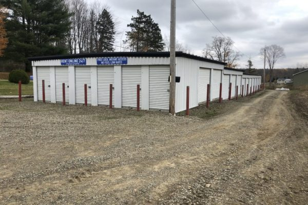 Union City PA Car Self Storage Units Warehouse